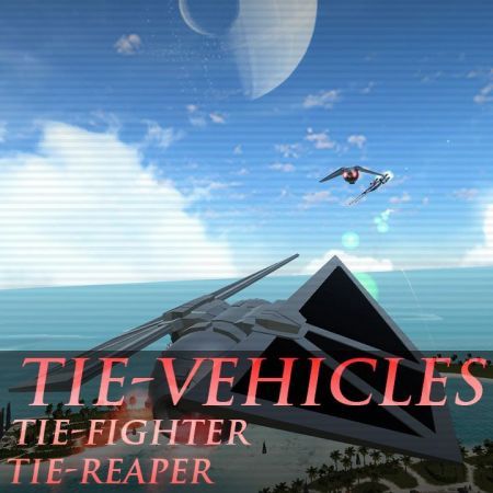 [SWP] TIE Vehicles
