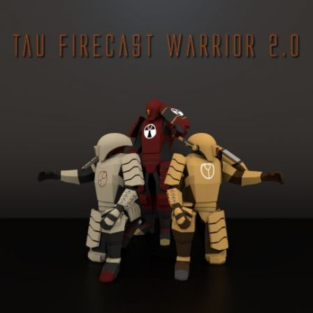 Tau Firecast Warrior 2.0