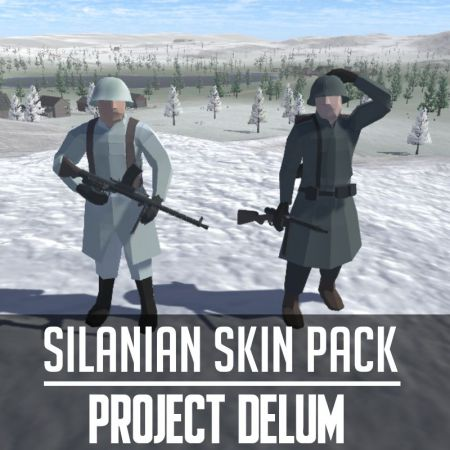 [Project Delum] Skins of the Silanian War