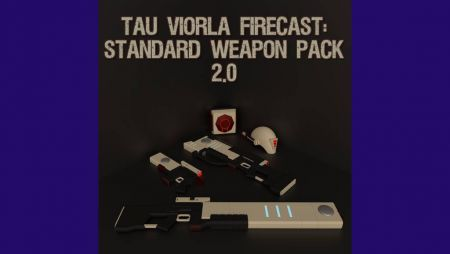 Tau Firecast: Standard Weapon Pack 2.0