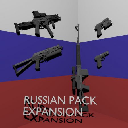 Russian Pack Expansion