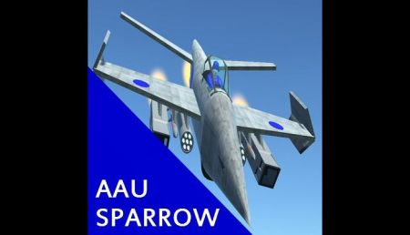 AAU Sparrow Attack Jet