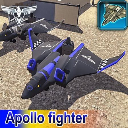 C&C Red Alert3:Apollo fighter VTOL