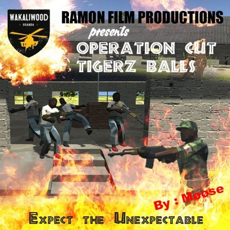 Operation Cut Tigerz Balls