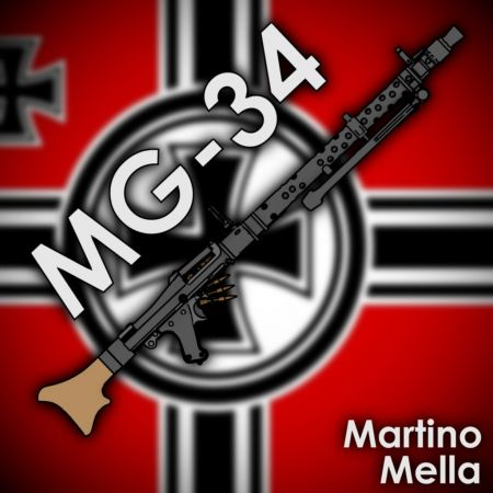 [WW2 Collection] MG34 (Remake)