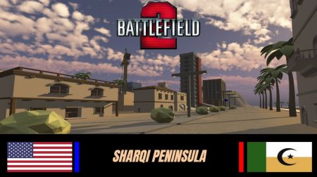 Sharqi Peninsula (from Battlefield 2)