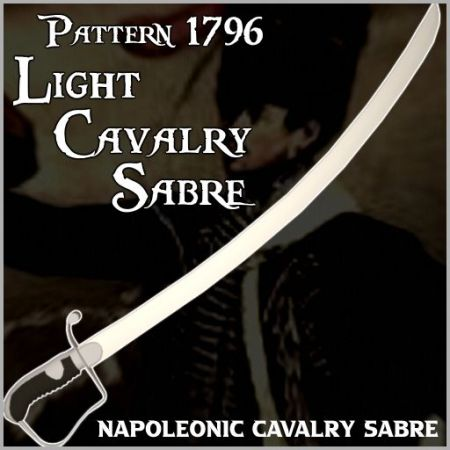 1796 Light Cavalry Sabre