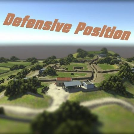 Defensive position