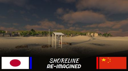 (3S-JW) Shoreline: Re-Imagined