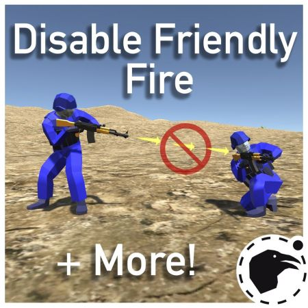 Disable Friendly Fire + More Mutator