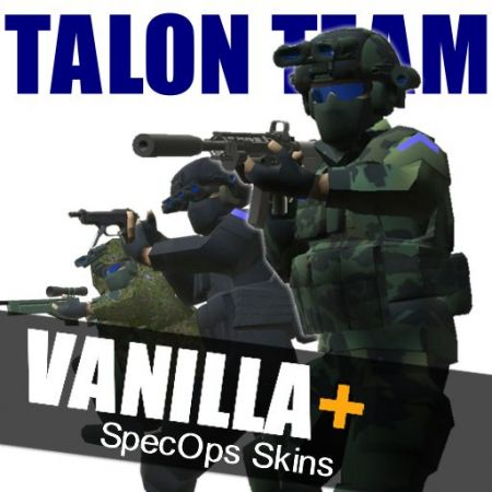 Vanilla+ - TALON Special Forces Skins