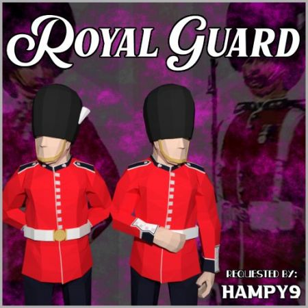 Royal Guard Skin