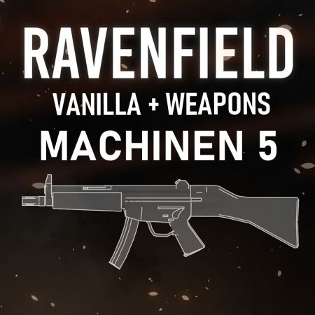 The greatest vanilla styled mp5 ever
