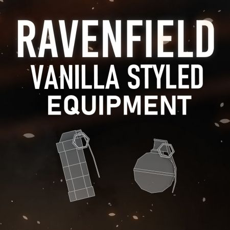 The greatest vanilla styled equipment