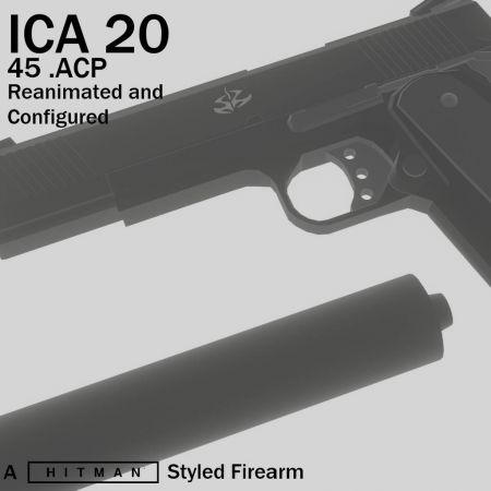 ICA 20 (Reanimated + Re-Configured)