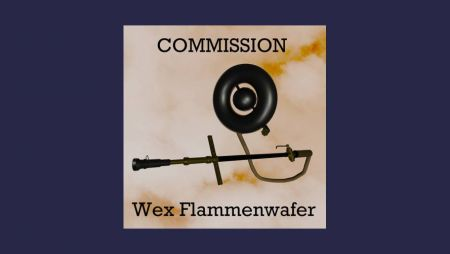 Wex Flammenwafer