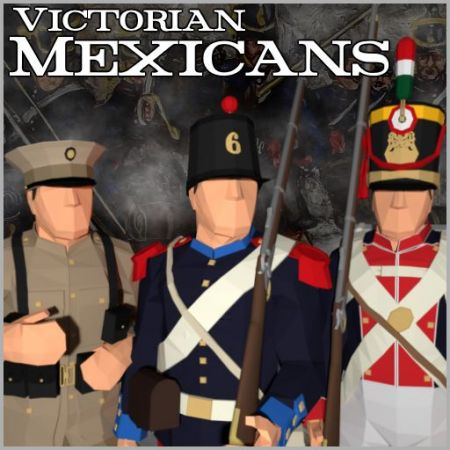 Victorian Mexican Skins