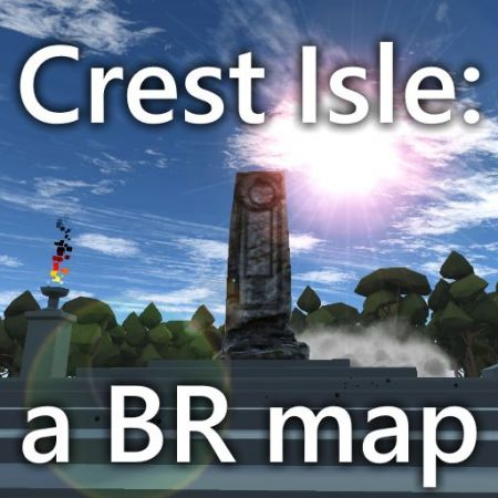 [SN] Crest Isle: a BR map