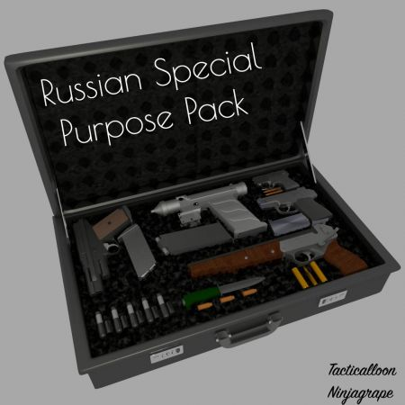 Russian Special Purpose Pack