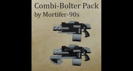 Combi-Bolter Pack