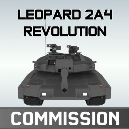 Leopard 2a4 Revolution+ [Commission]