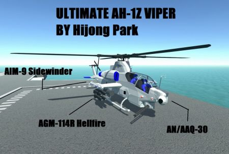 Ultimate AH-1Z Viper