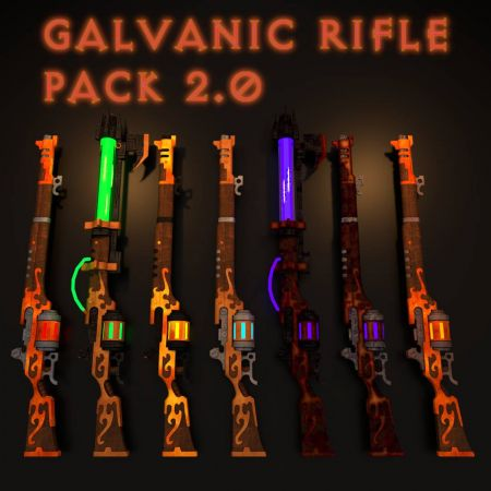 Galvanic Rifle Pack 2.0