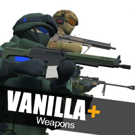 Vanilla+ Weapons pack