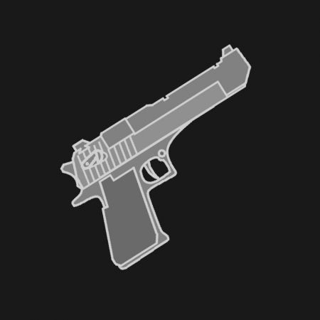 Desert Eagle .50 AE Remastered