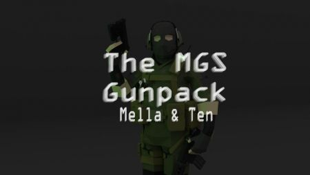 The Metal Gear Solid Gunpack