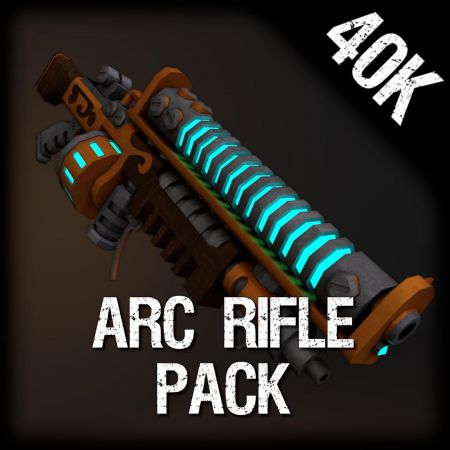 Arc Rifle Pack
