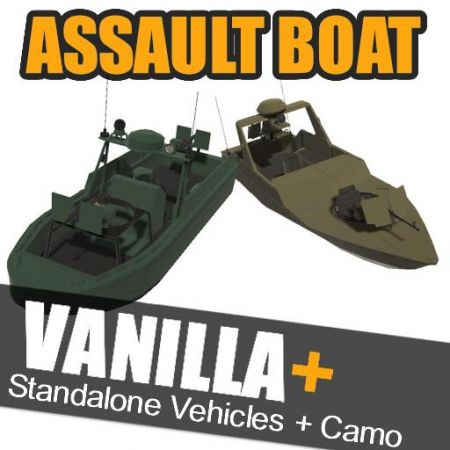 Vanilla + - Assault Boat