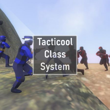 Tacticool Class System