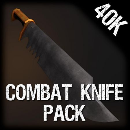 Combat Knife Pack